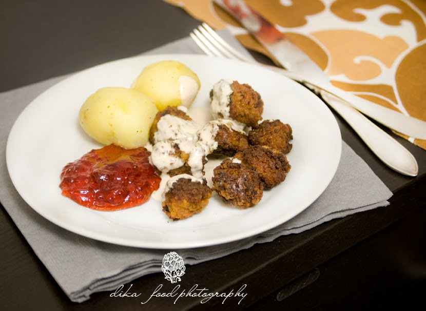 how to cook ikea meatball sauce