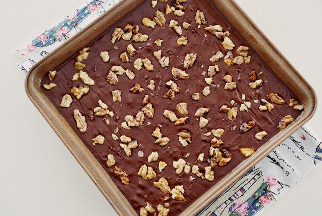 Desert ciocolata de casa cu nuci for Ciocolata de casa reteta clasica