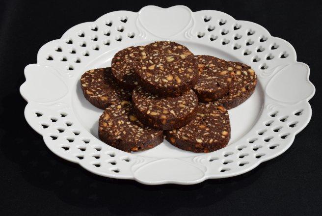 Rulada de biscuiti cu mascarpone