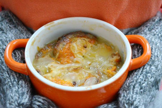 supa de ceapa slabit)