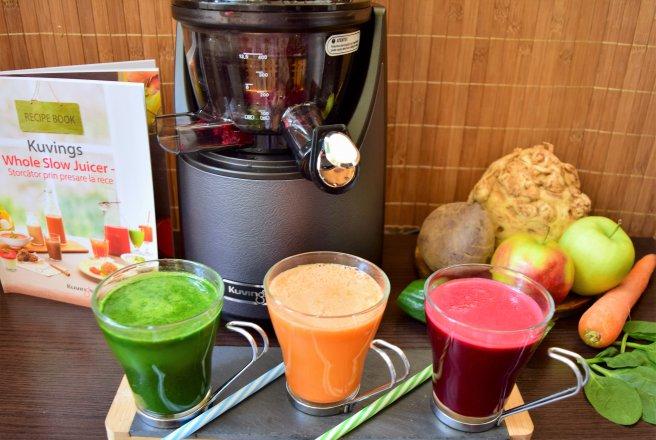 post cu sucuri de legume si fructe