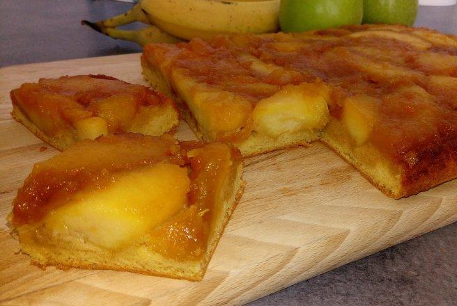 Prajitura cu mere bucataras