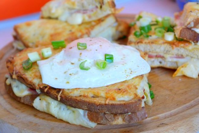 Croque Madame/Croque Monsieur