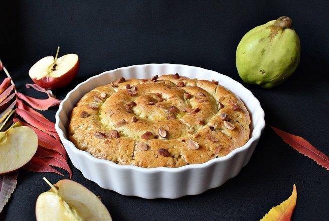 Prajitura fara zahar cu mere