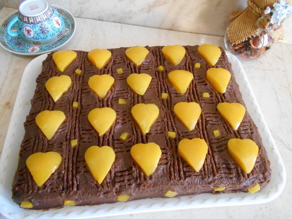 Desert tort din biscuiti, de post