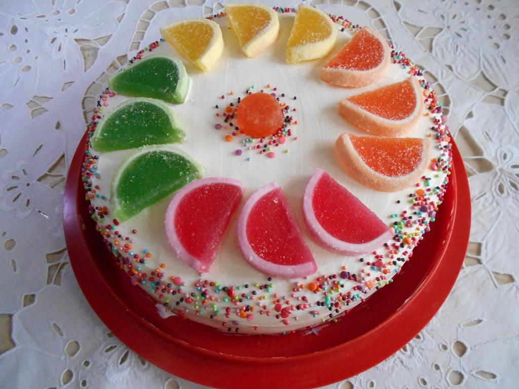 Tort Jelly