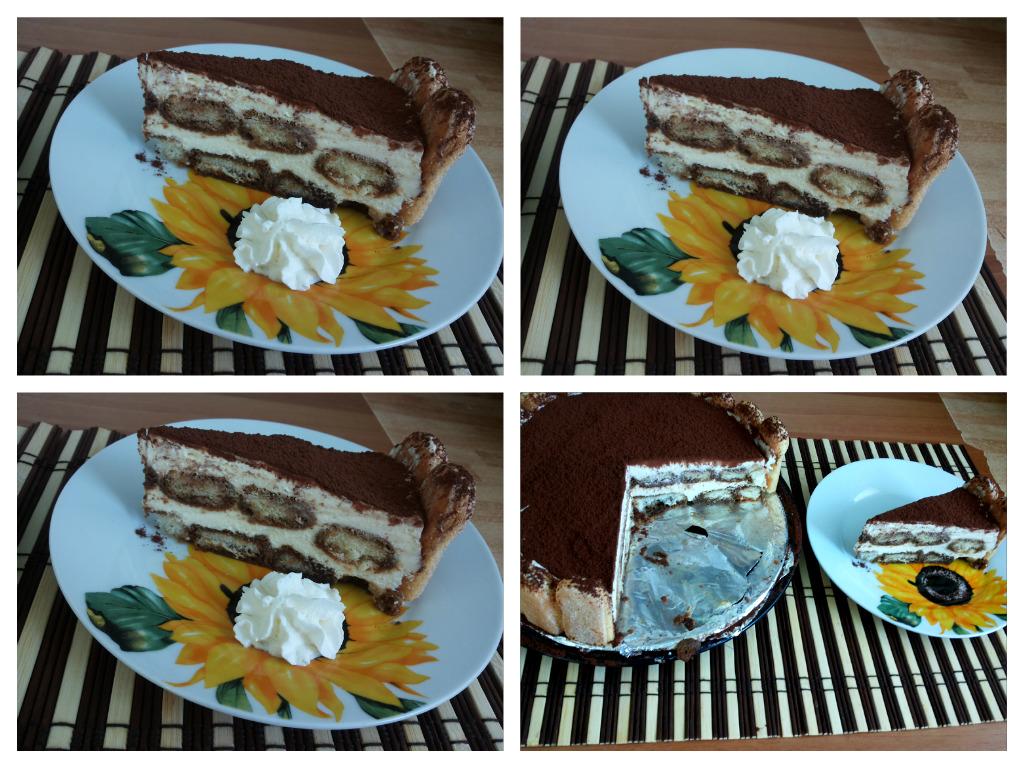 Desert tort Tiramisu