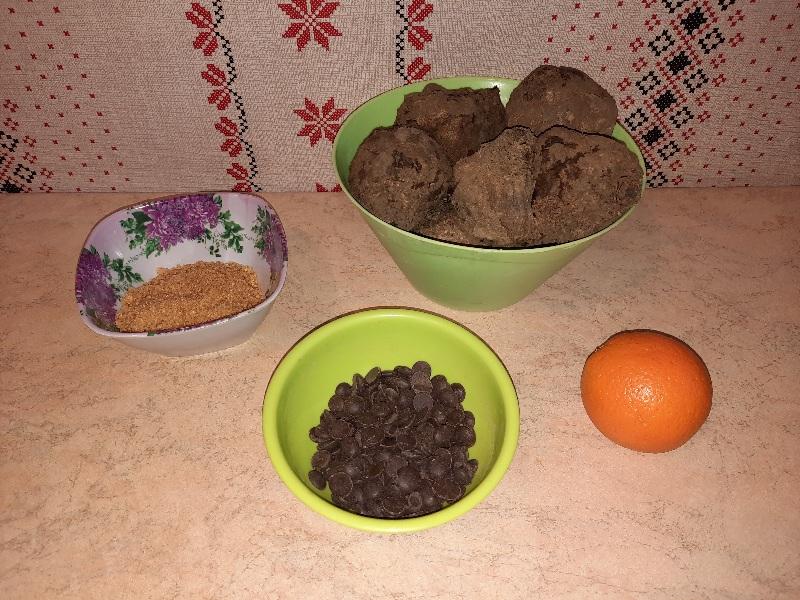 Dulceata de sfecla cu ciocolata, portocala si ghimbir